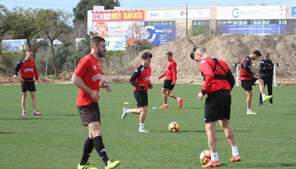 El partit a Tenerife acomiada per al CF Reus, tot i que només de moment, les cites amb oponents de 'play-off'.