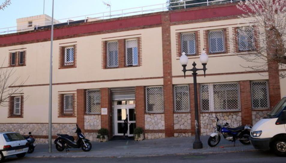 Imatge del centre d'acollida 'La Mercè' de Tarragona
