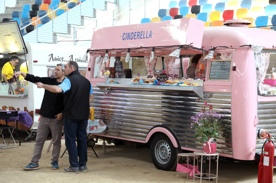 Una Food Truck a la TAP