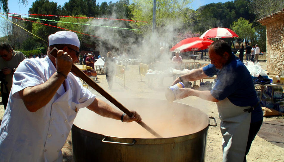 Imatge d'una edició anterior de la Festa de l'Olla d'Altafulla.