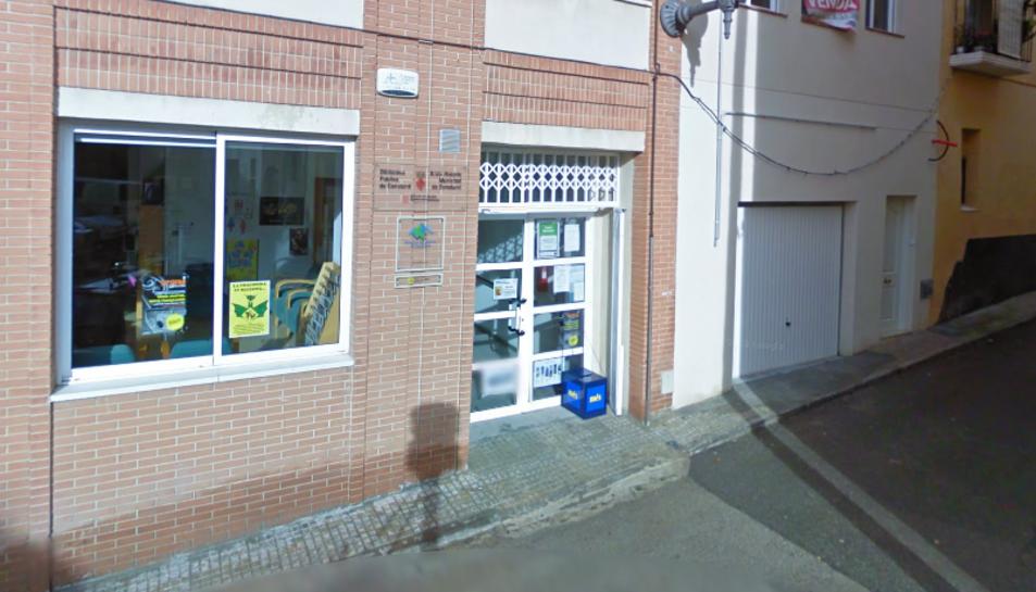 Imatge de la biblioteca municipal de Constantí.
