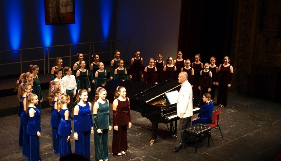 El Cor Vivaldi estrena programa a Vila-seca