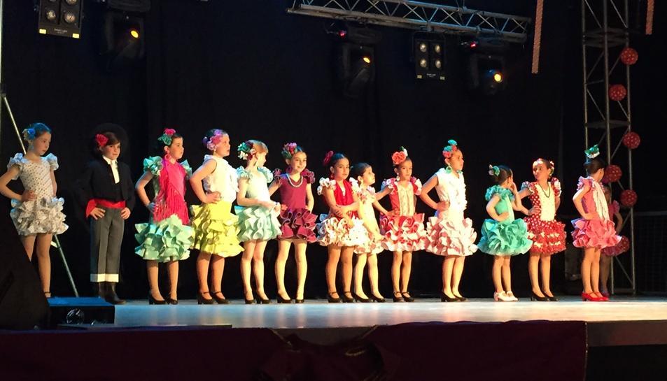 Imatge d'una edició anterior de Aires de Feria.