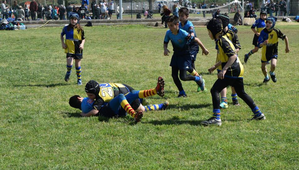Trobada d'Escoles de Rugby (1)