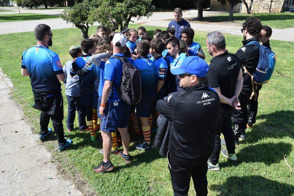 Trobada d'Escoles de Rugby (3)