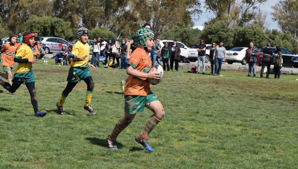 Trobada d'Escoles de Rugby (4)