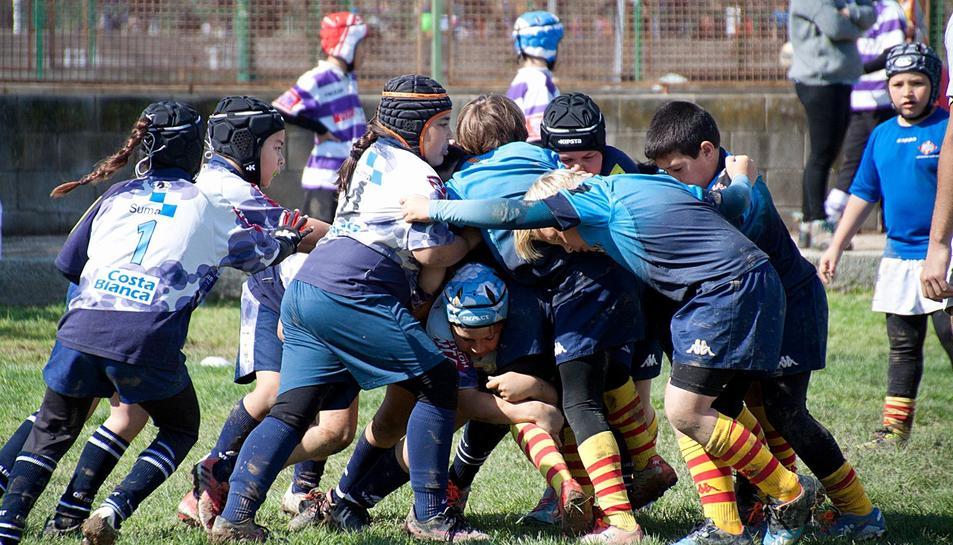 Decimotercera edición del Encuentro de Escuelas de Rugby Ciudad de Tarragona