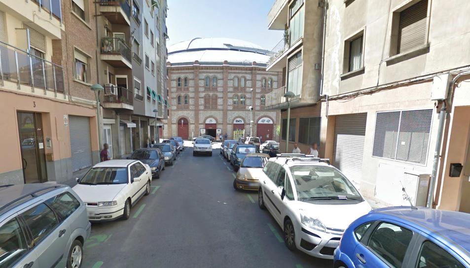 La detenció es va produir al carrer Alguer de Tarragona