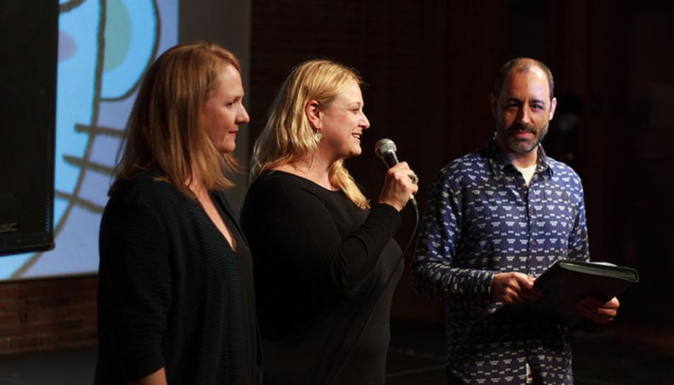 Presentació del Festival Europeu de Curtmetratges 2017.