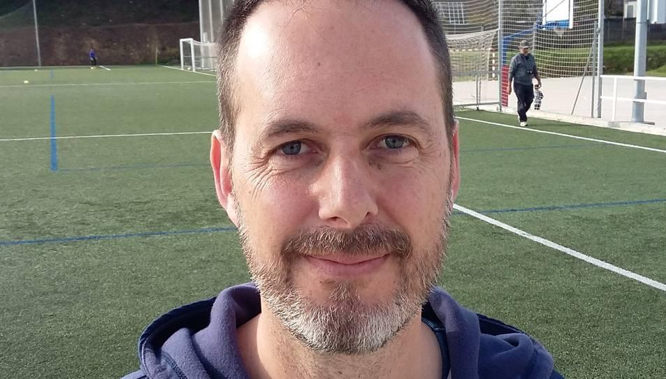 Carlos García.