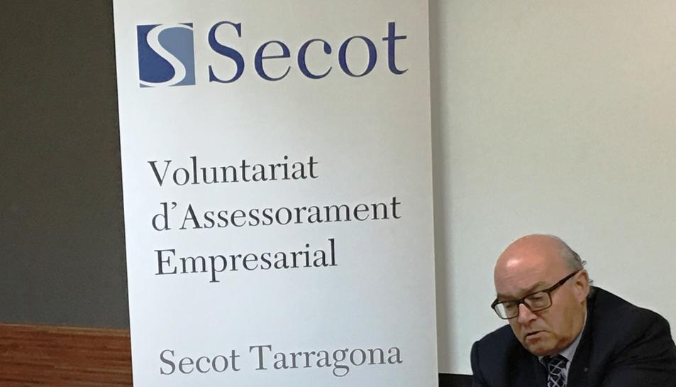 SECOT ha presentat els actes de l'aniversari.