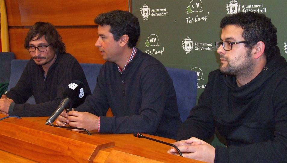 El projecte s'ha presentat a càrrec de les cooperatives d'iniciativa social Actua i Arqueolítics amb el suport de l'Ajuntament del Vendrell.