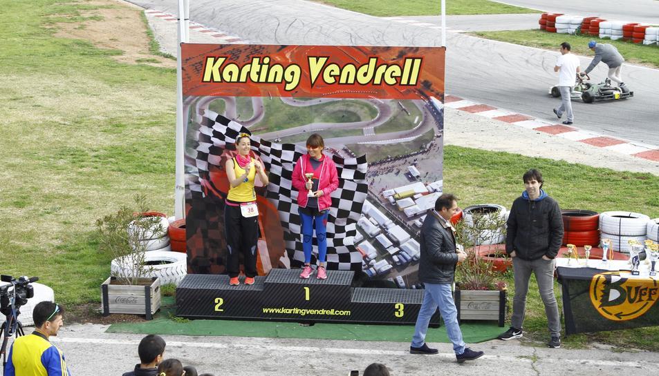 Tercera edició dels 5 i 10km Running Karting Vendrell.