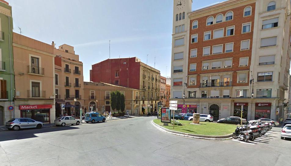 L'assalt es va produir entre els carrers Unió i Apodaca.