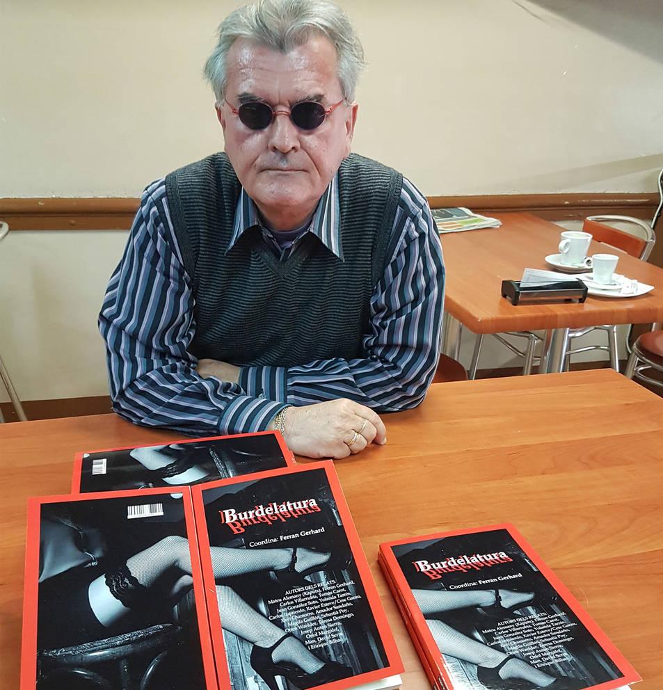 Ferran Gerhard, coordinador de l'obra.