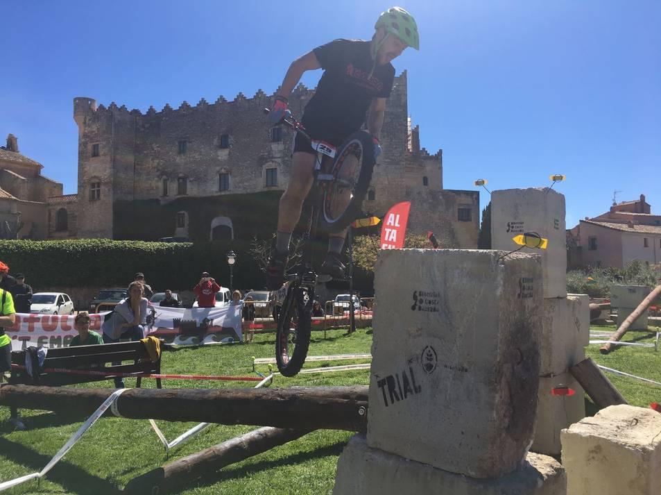 Bike Trial en Altafulla