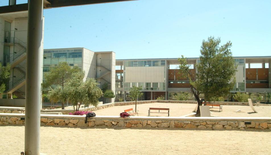 El Parc Científic i Tecnològic havia de formar part del Campus Sescelades de la URV.