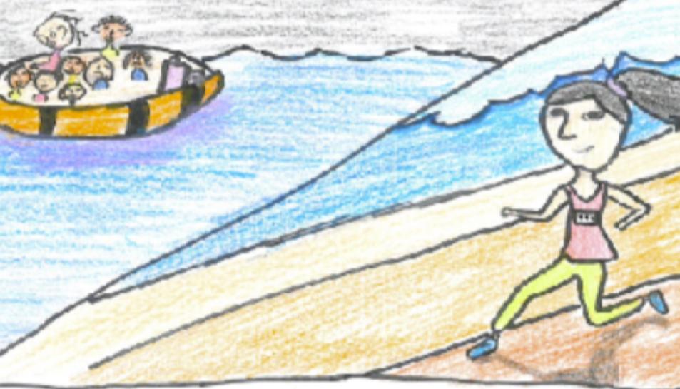 L'acte neix d'un projecte que està duent a terme els alumnes de cinquè de l'escola l'Antina.