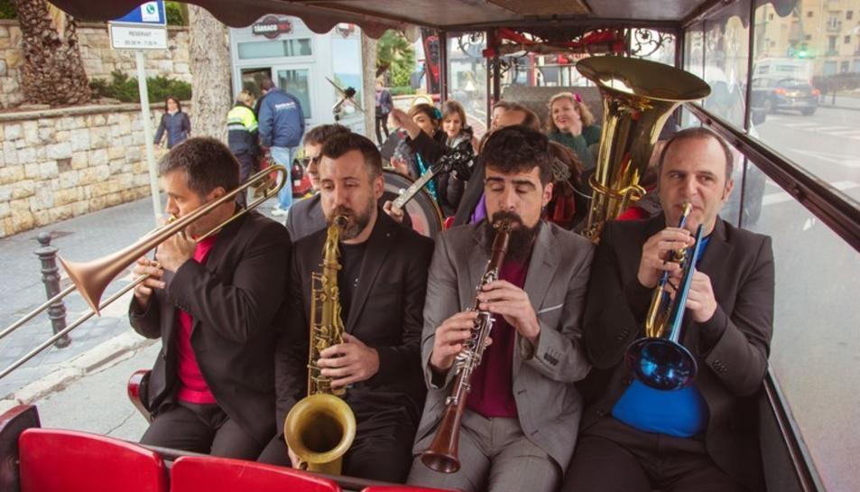 Imatge d'arxiu de la darrera edició del Festival Dixieland.