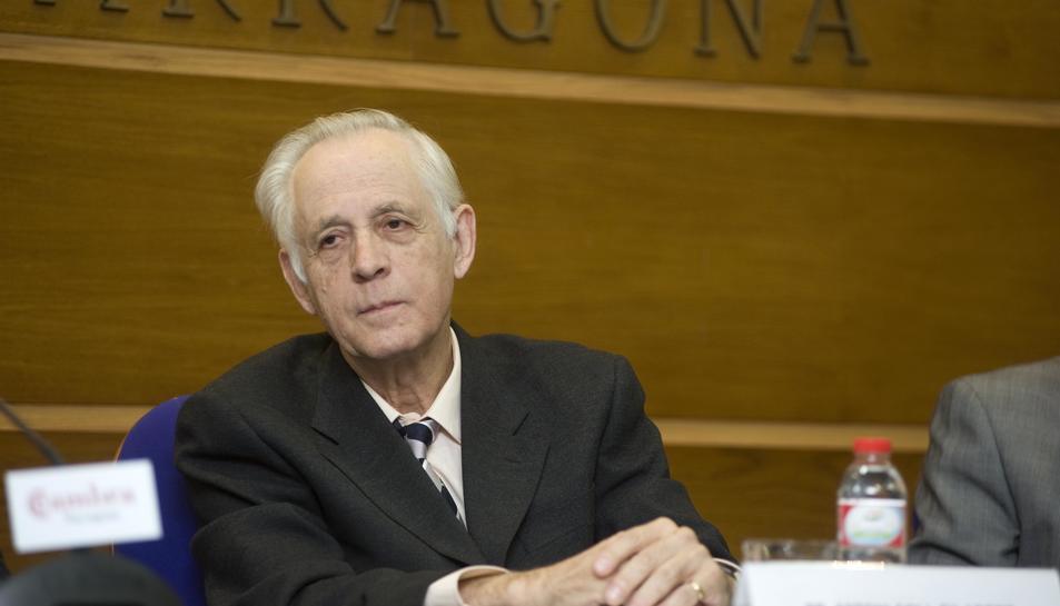 Antoni Coll en una imatge d'arxiu