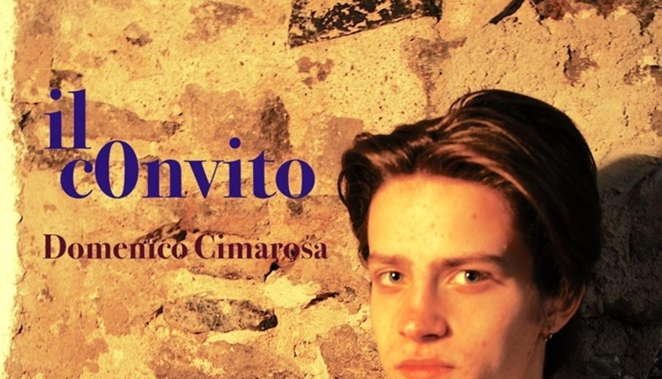 Imatge promocional del concert Il Convito.