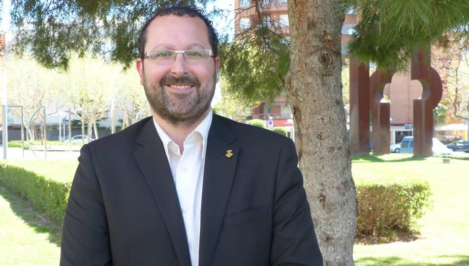 David González, nou regidor de Joventut