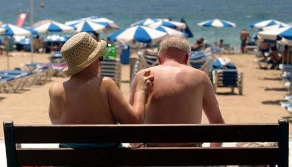 Cada turista que arriba aTarragona a través de l'Imserso paga 21 euros per la pensió completa.