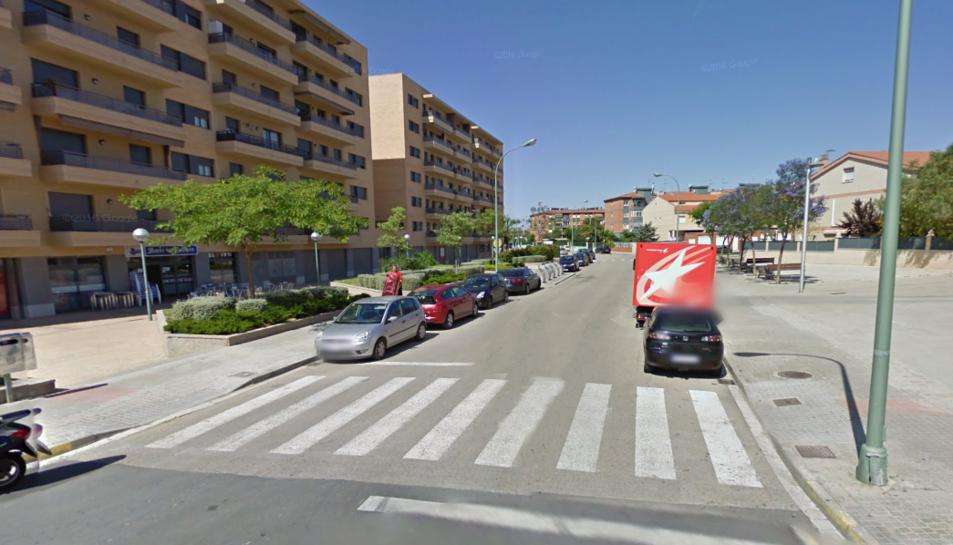 Els fets han tingut lloc al carrer Riu Anoia del tarragoní barri de Campclar.