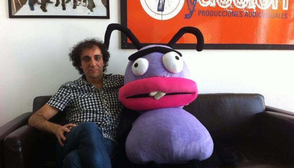 Jesús Manzano és guionista del programa de televisió 'El Hormiguero' des del 2012.