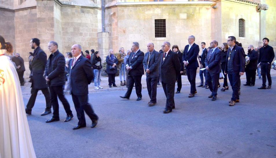 Processó del Divendres de Dolors del Gremi de Pagesos dins els actes de la Setmana Santa de Tarragona