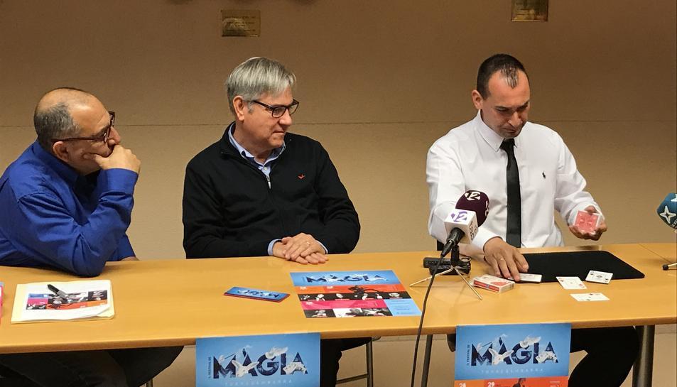 Jordi Solé, Eduard Rovira i Màgic Jordi.