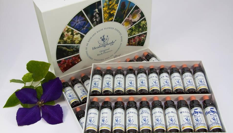 El tractament amb flors de bach és dels més comuns en homeopatia.