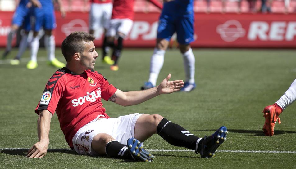 Muñiz ha substituït al lesionat Madinda.