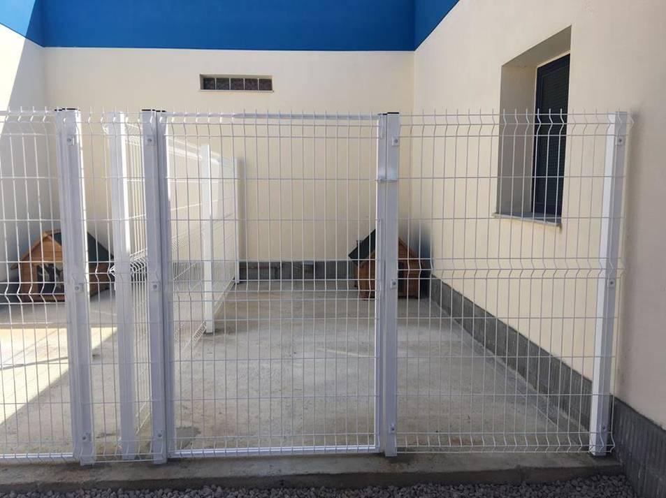 Les noves gàbies estan situades a comissaria i disposen de vuit metres quadrats.