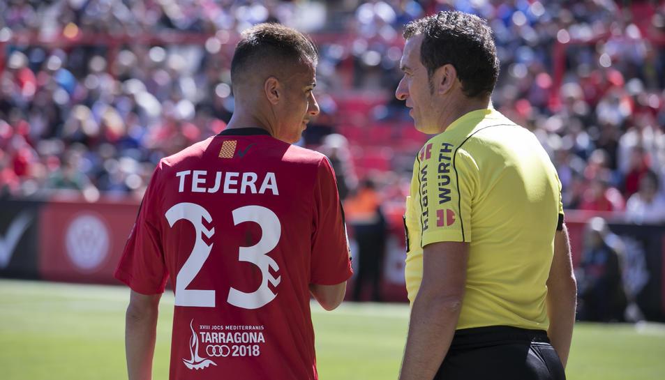 Sergio Tejera.