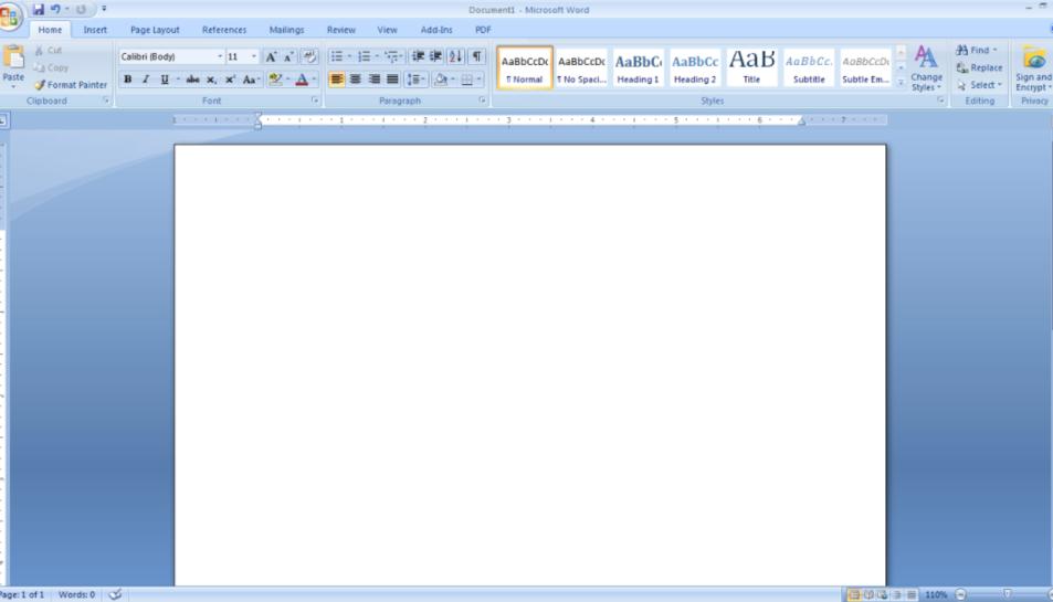 L'Institut Nacional de Ciberseguretat (INCIBE) informa que afecta a la majoria de les versions de Microsoft Word.
