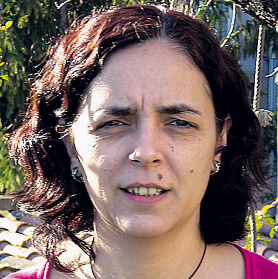 Diana Salvadó.