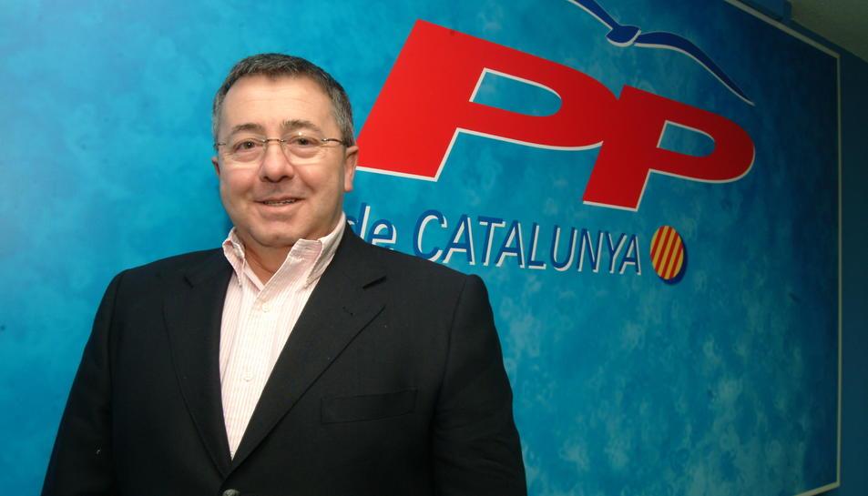 Miquel Àngel López Mallol va ser candidat del PP a l'alcaldia de Reus.