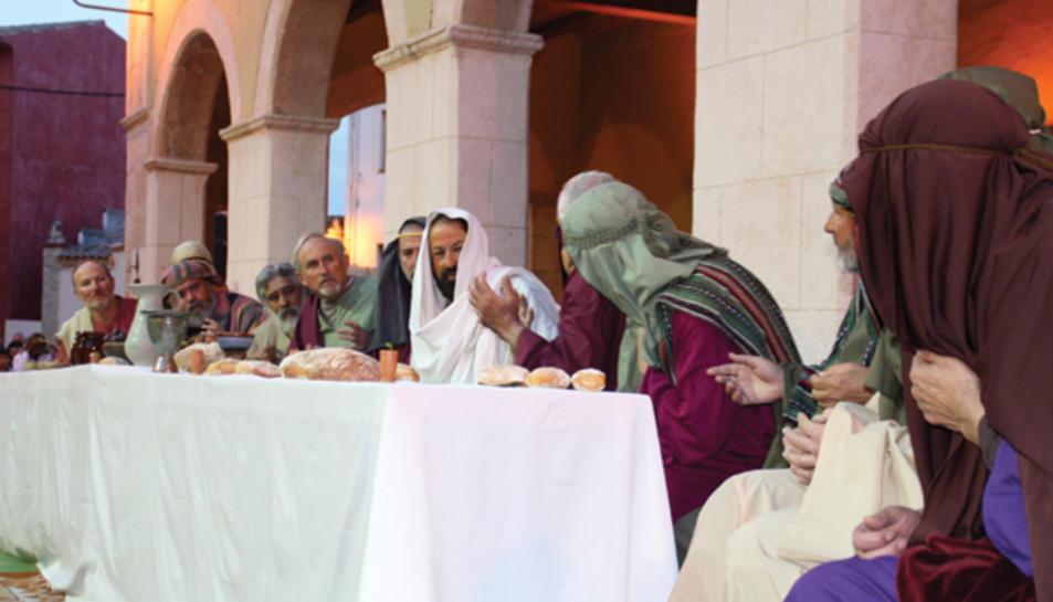 Imatge d'una edició anterior del Camí de la Creu.