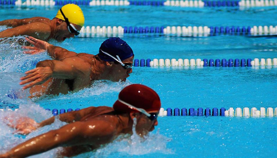 El CN Reus Ploms va néixer el 1918 de la mà d'un grup d'amics nedadors.