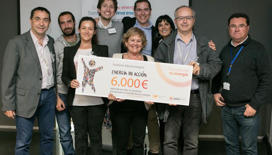Projecte Energía en Acción (Fundació En Xarxa).