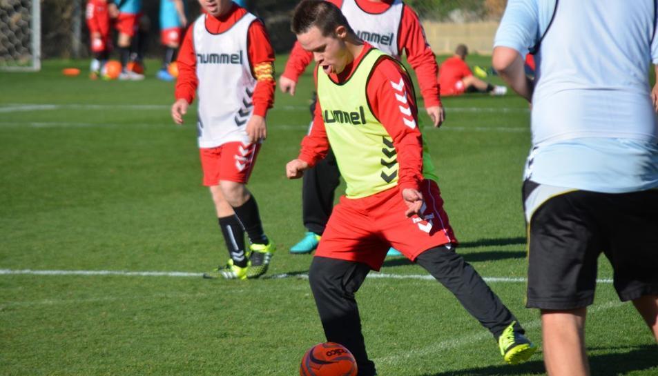 El Nàstic Genuine jugarà el seu primer partit oficial el proper divendres