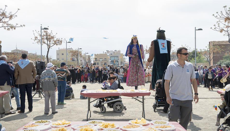 Imatge d'una edició anterior de la Festa de la Municipalitat.