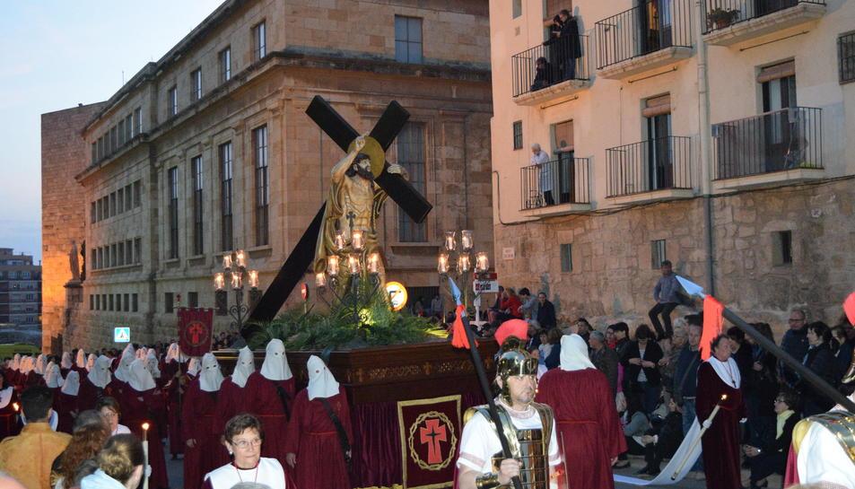 Tarragona, plena de gent