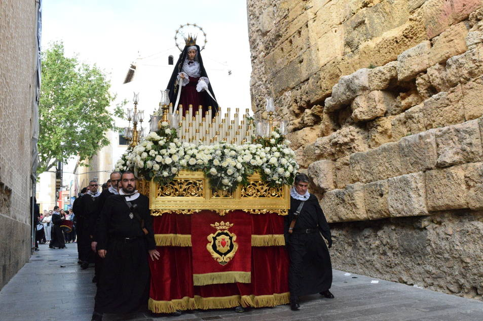 Processó Mare de Déu de la Soledat