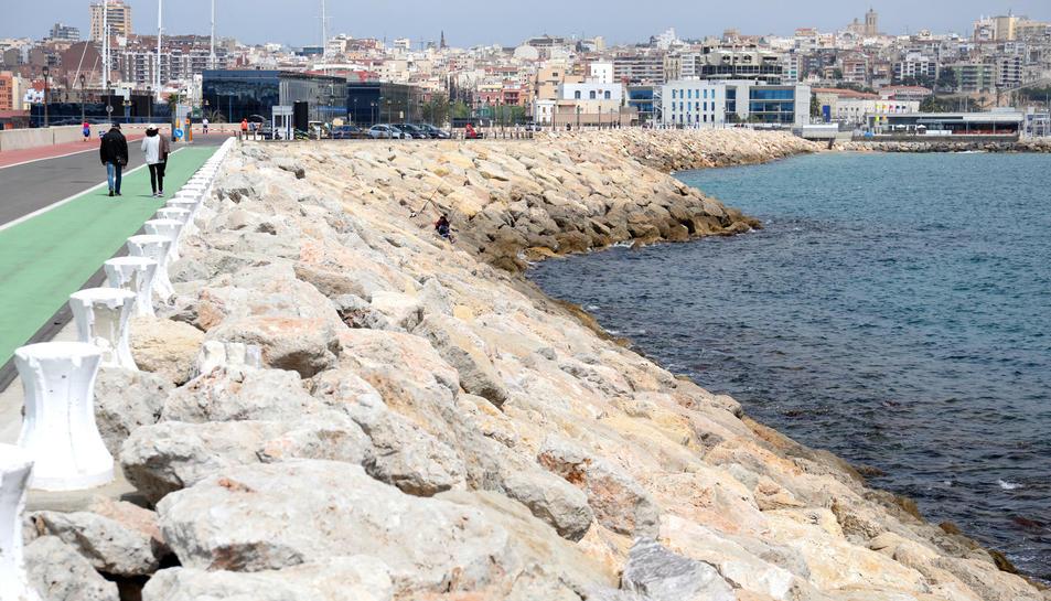 Zona on el Port estudia construir la nova estació marítima de Tarragona per rebre creuers.