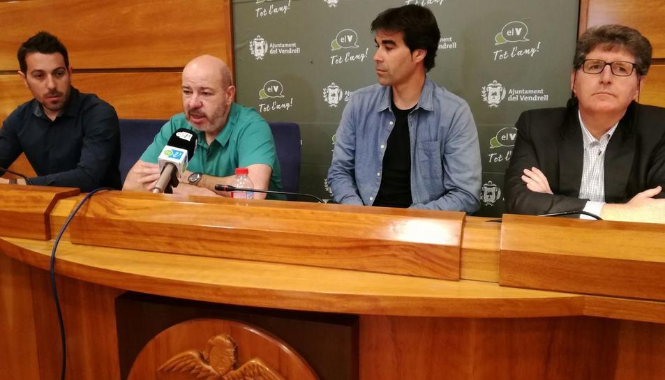El president de la FCECS, Manel Eiximeno, ha agraït la col·laboració de l'Ajuntament del Vendrell en l'organització del Campionat i no ha descartat de tornar-lo a fer en aquest mateix municipi en properes edicions