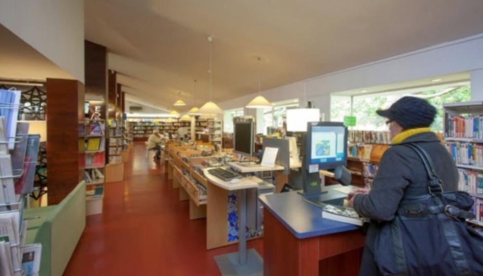 La Biblioteca Pública celebrarà el seu 30è aniversari el divendres 28 d'abril per finalitzar els actes de Sant Jordi.