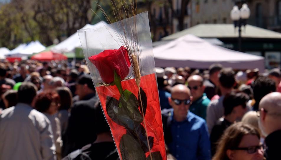 Tarragona tornarà a viure un Sant Jordi ple d'activitats.