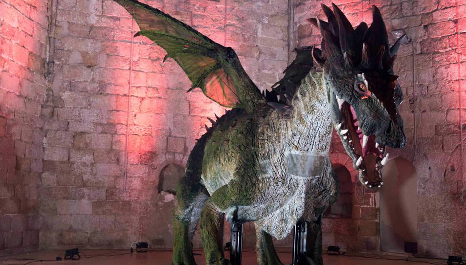 Les entrades per veure la primera aparició del drac s'han esgotat.